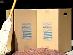 Supersweep Floor Sweeping Compounds From Colorado Sawdust
